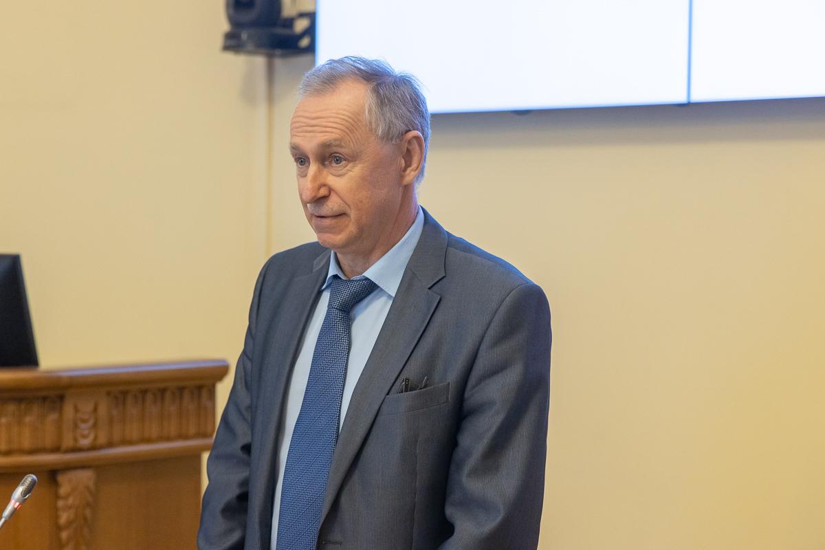 Александр Иванов рад конструктивному сотрудничеству со студентами
