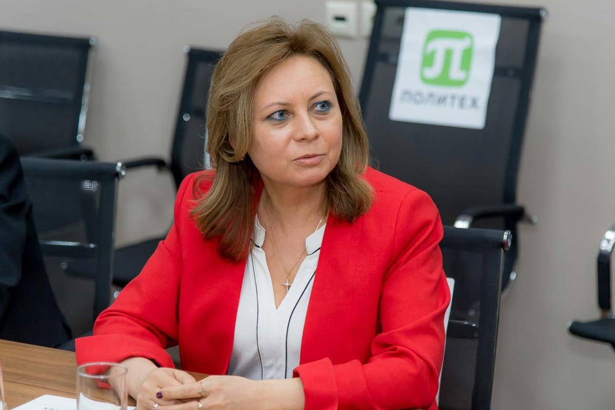 Руководитель Дирекции основных образовательных программ Людмила ПАНКОВА