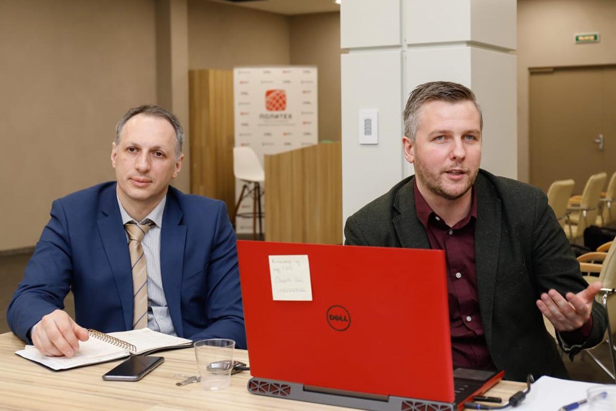 Директор ВШТП ИППТ Владимир ЩЕГОЛЕВ