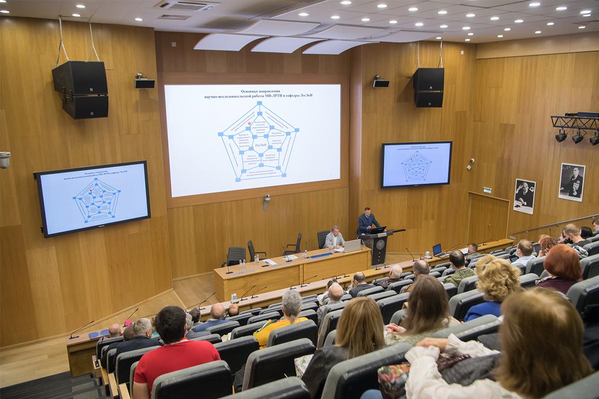 Мультиконференция ММТТ-34 в СПбПУ
