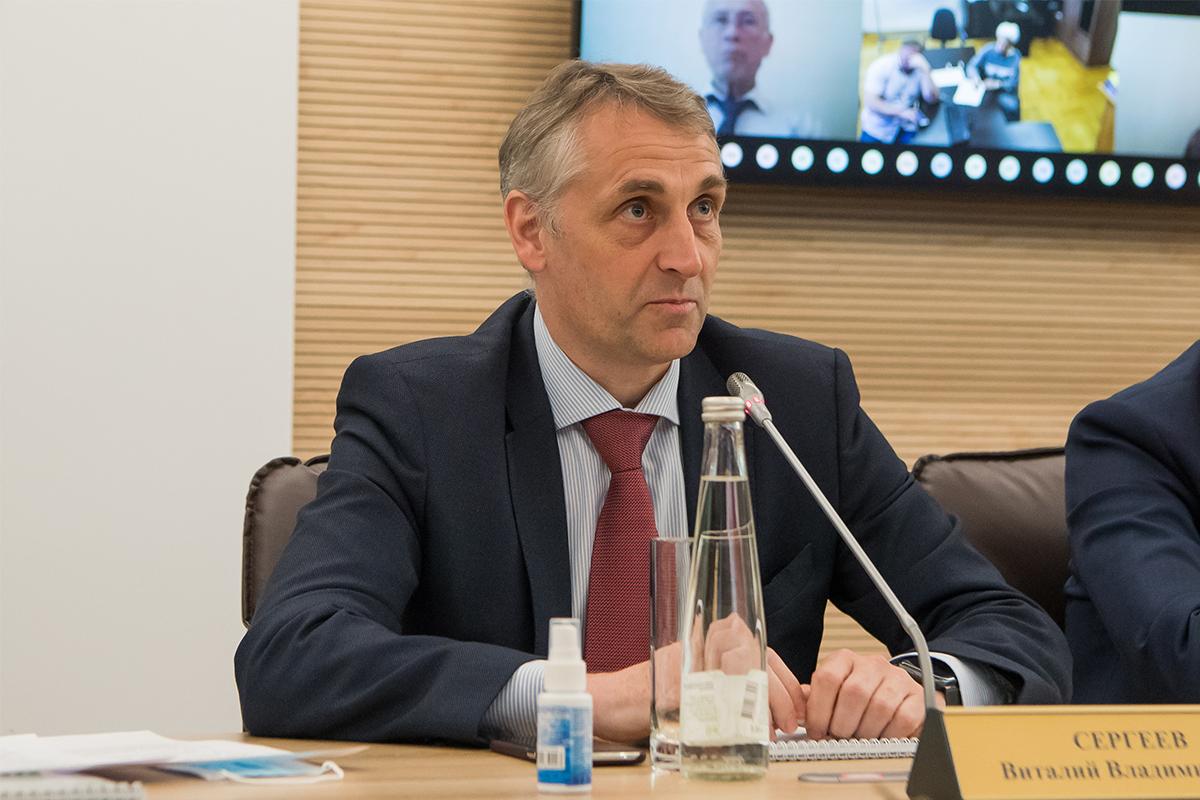 Виталий СЕРГЕЕВ отметил, что СПбПУ старается быть активным участником во всех 17-ти Целях устойчивого развития ООН