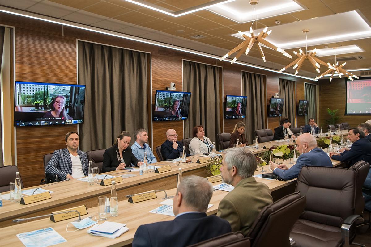 Сотрудник штаб-квартиры ЮНЕСКО в Париже Инга НИШАНЯН принял участие в конференции по видеосвязи