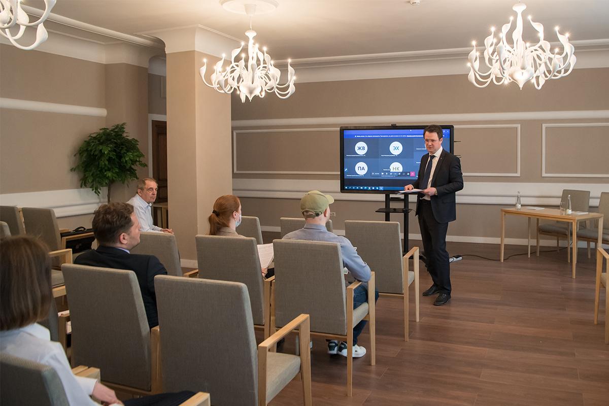 В рамках четырех секций конференции было представлено более 50 докладов