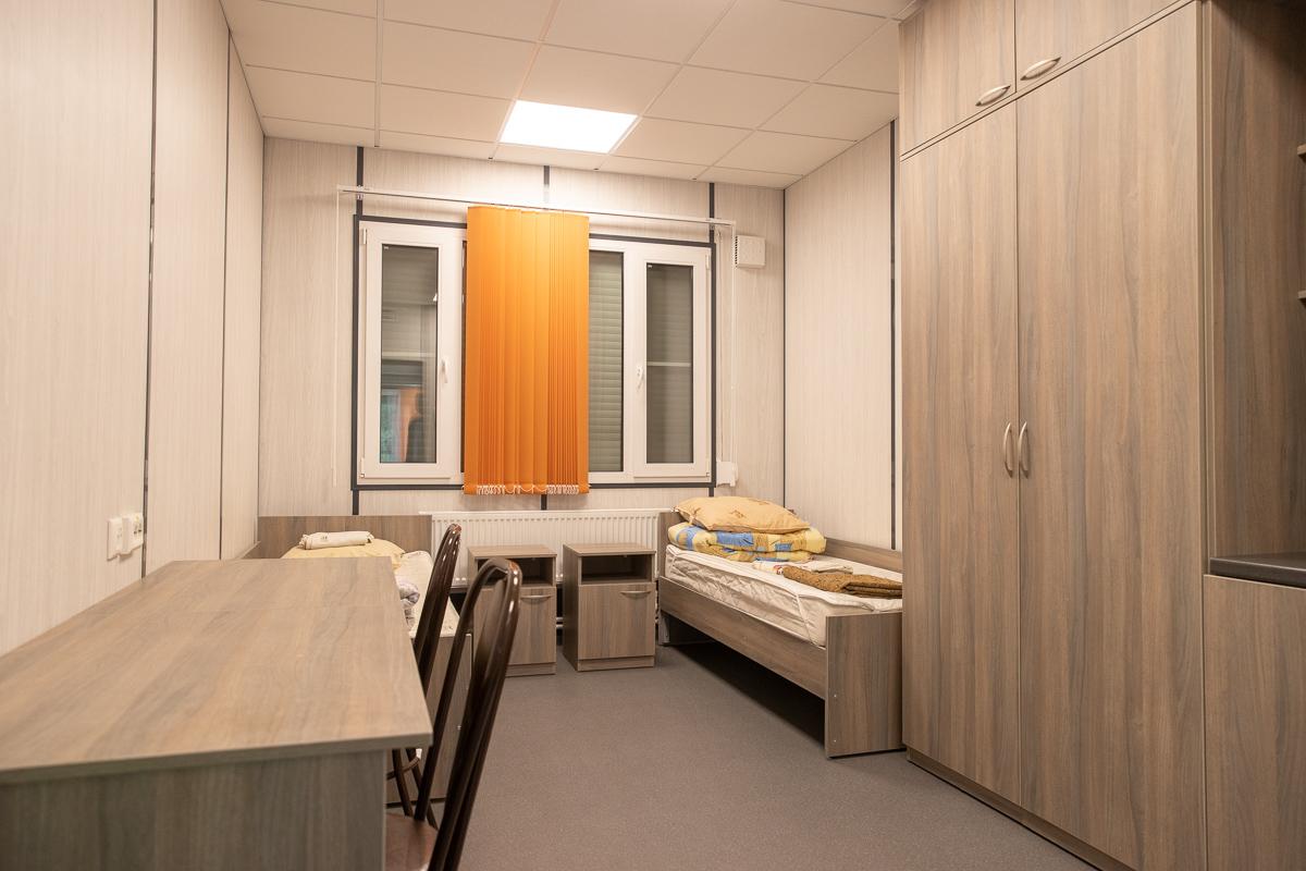 Участники программы студенческого туризма заселятся в одно из четырех модульных общежитий СПбПУ