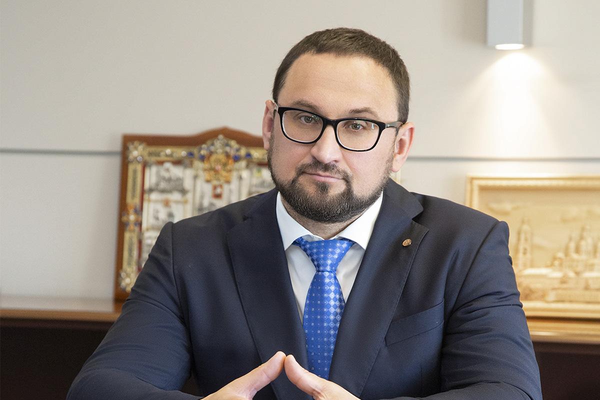 Константин Ильинский – выпускник ИЭ