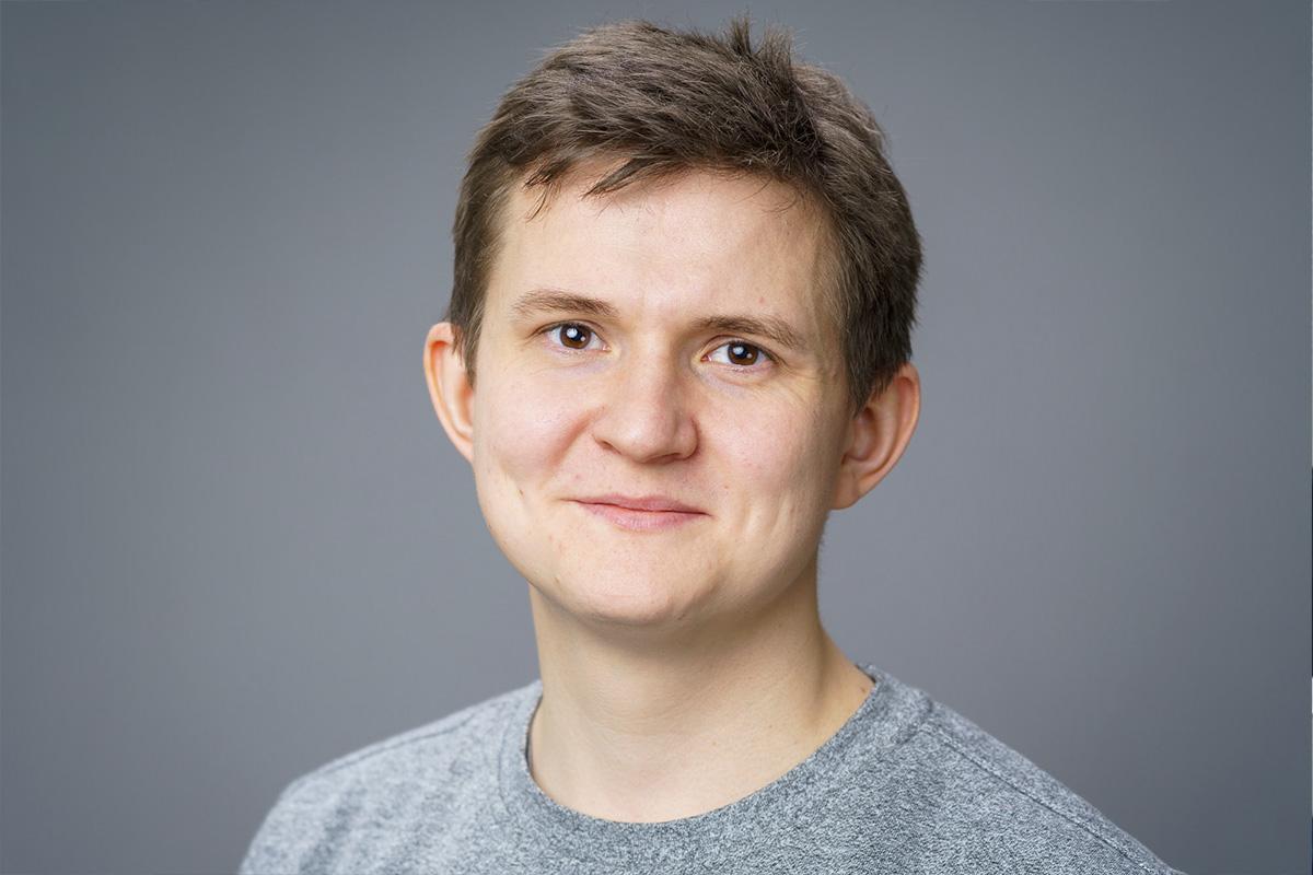 Александр Башкатов – выпускник ИЭ