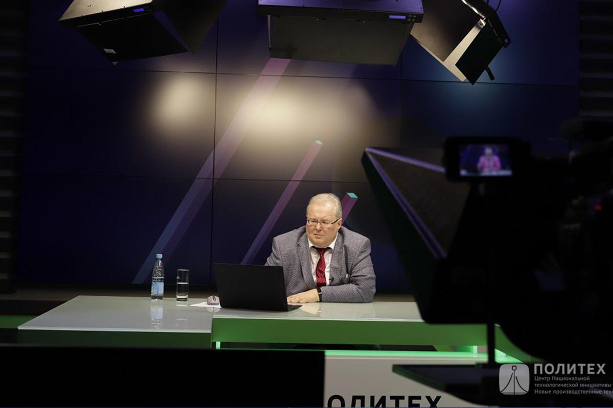 Алексей Боровков подготовил видеолекцию