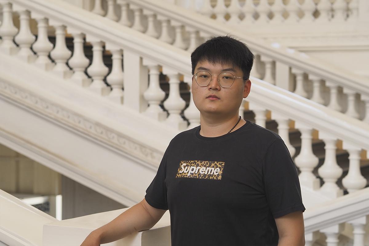 Выпускник СПбПУ из Китая Гун БОВЭНЬ