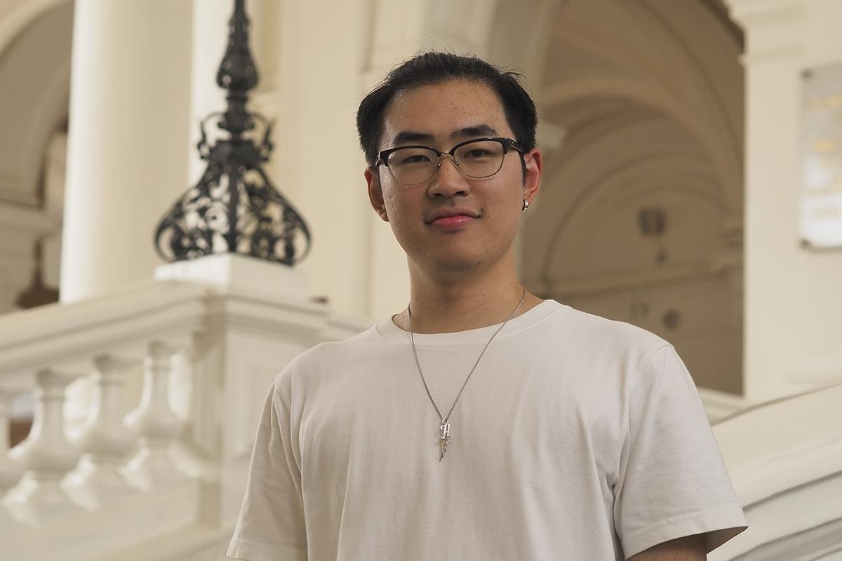 Выпускник СПбПУ из Китая Нансян ВАН