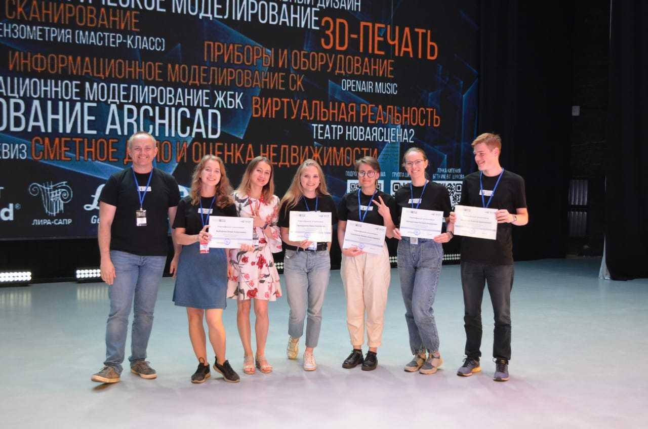 Студенты рассказали, что благодаря «Школе Шухова» им удалось не только освежить знания, но и узнать много нового