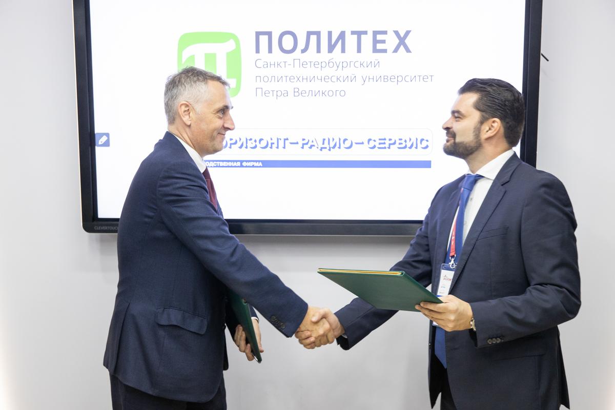 Виталий Сергеев и Дмитрий Хохлов подписали соглашение о стратегическом партнерстве