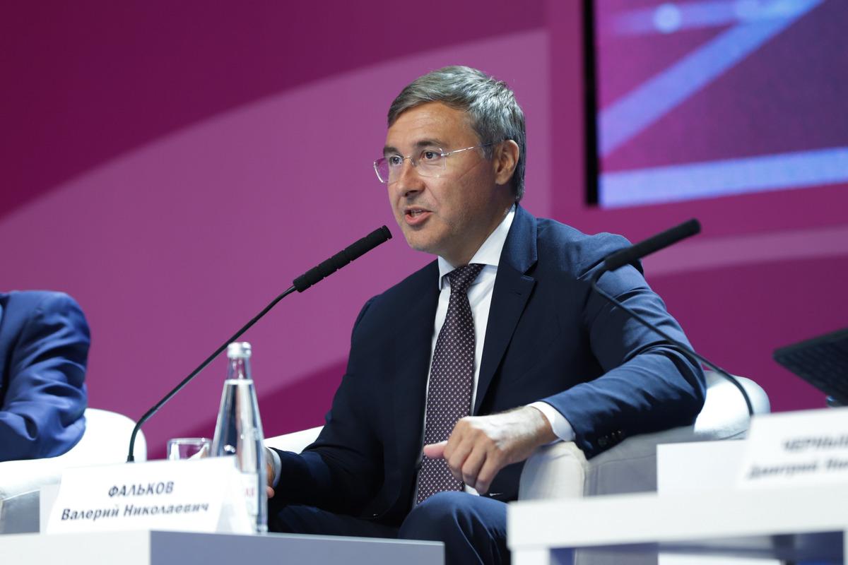 Министр науки и высшего образования Валерий Фальков