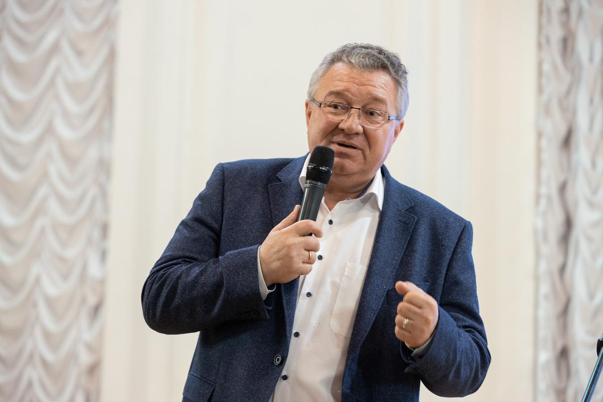 Ректор СПбПУ Андрей Рудской