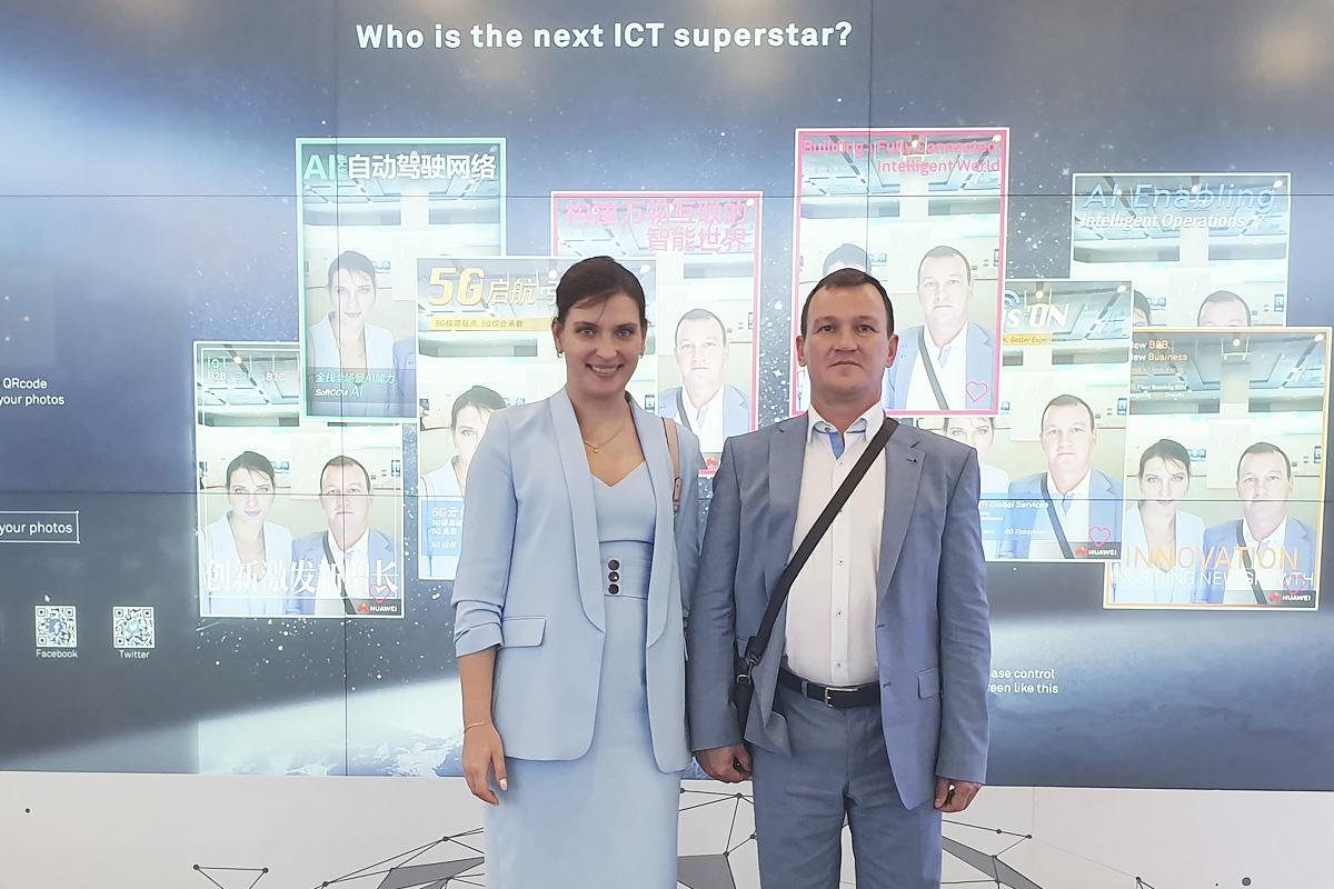 Представители СПбПУ посетили один из основных офисов компании Huawei в Китае
