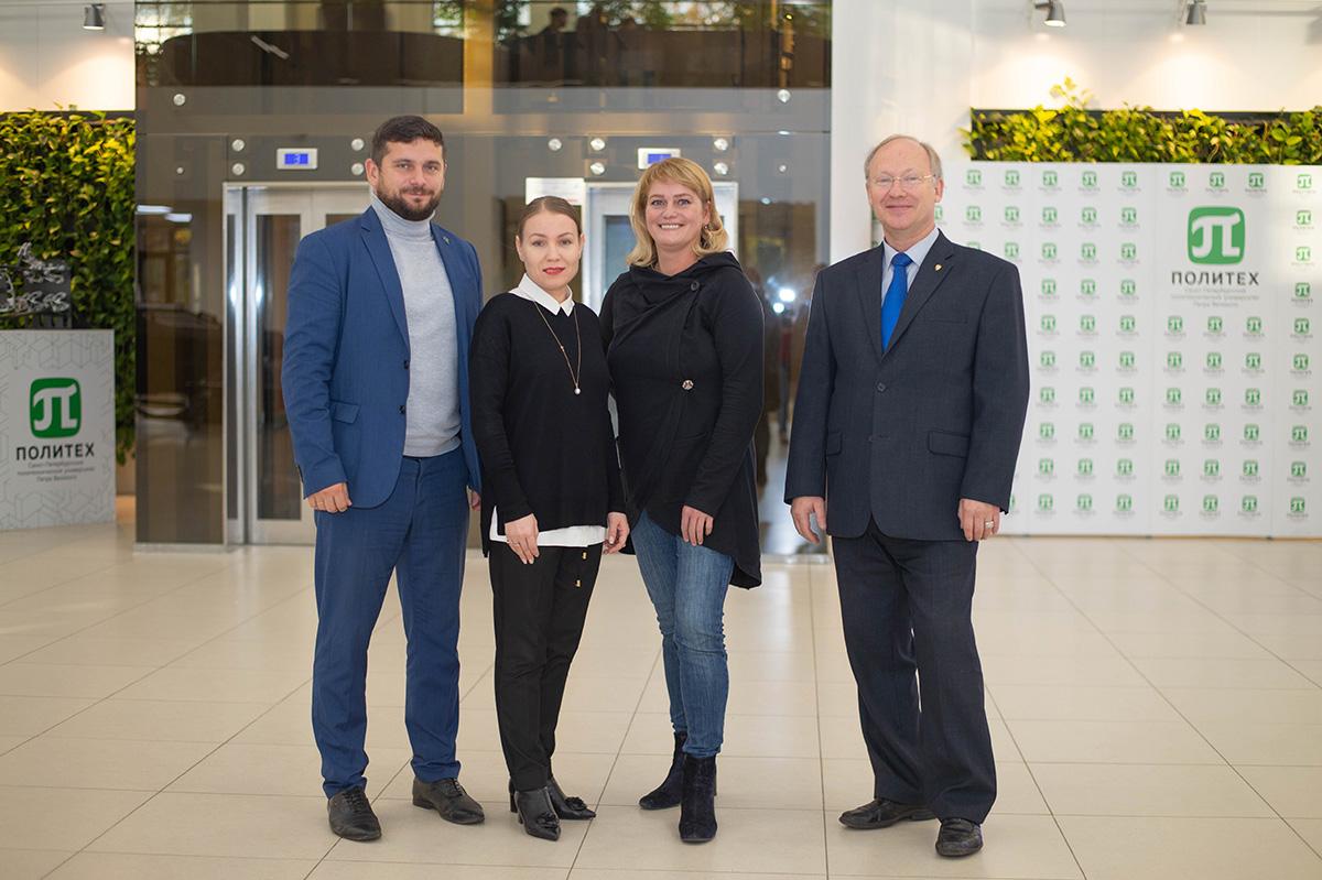 Дмитрий Тихонов, Марина Арканникова, Зоя Киселёва, Борис Кондин