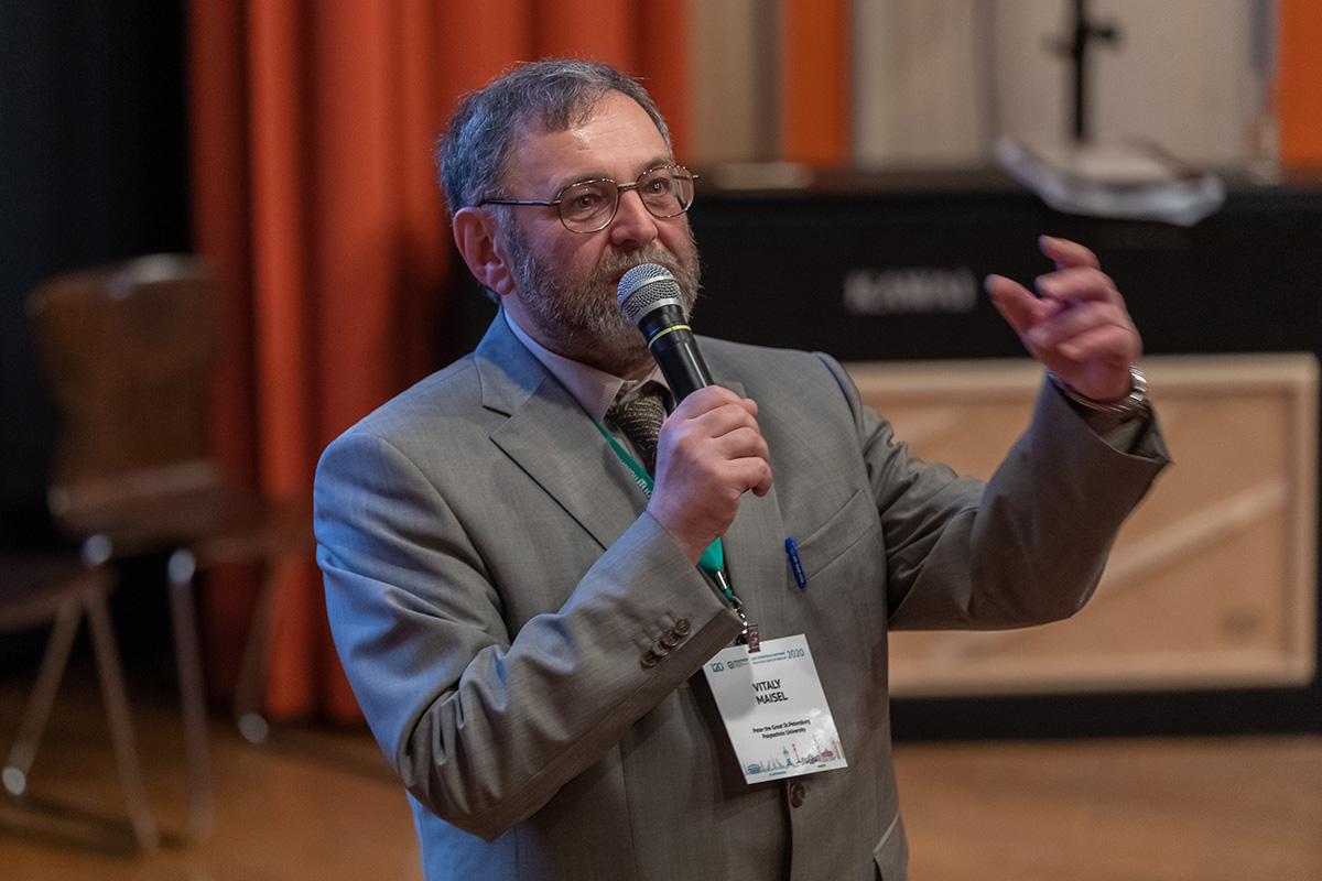 Виталий МАЙЗЕЛЬ прочитал лекцию о роли Политехнического университета в истории Европы и мира