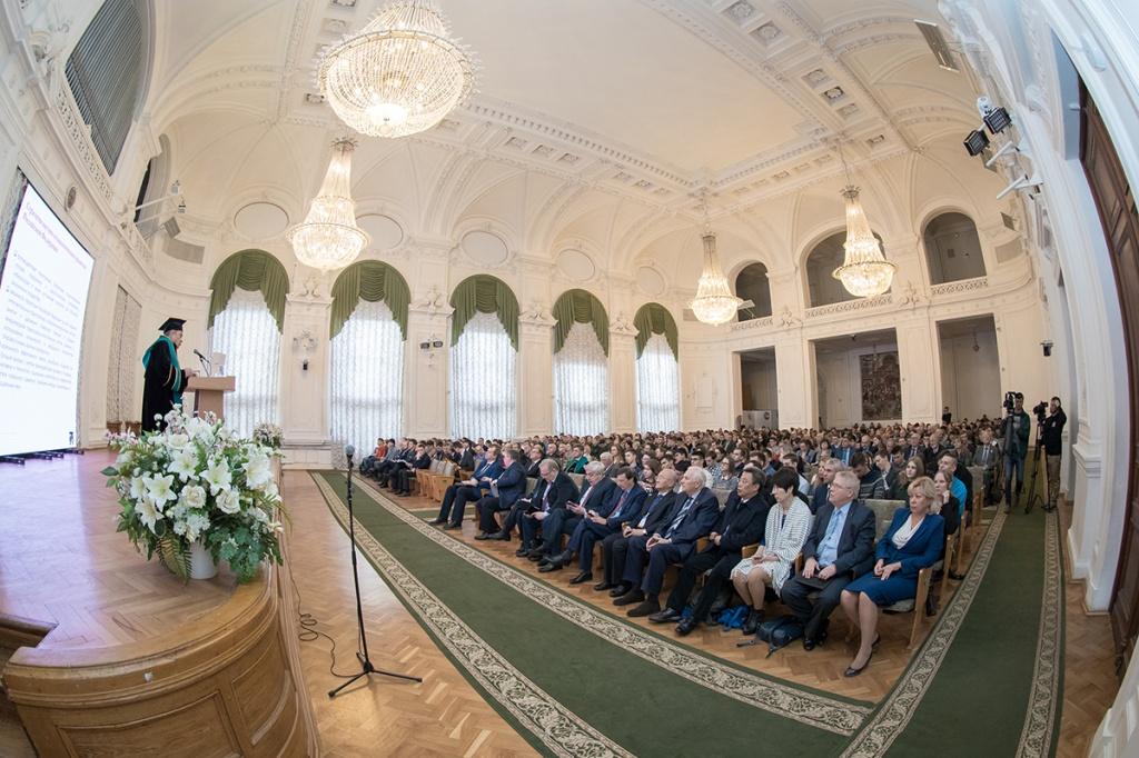 В Политехе стартовала Неделя науки-2017