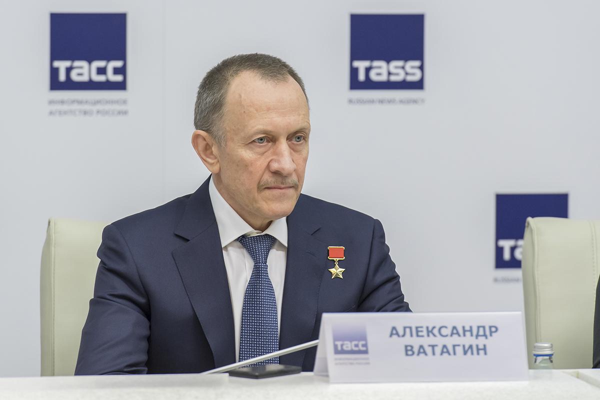 Исполнительный директор АО ОДК-Климов А.И. ВАТАГИН