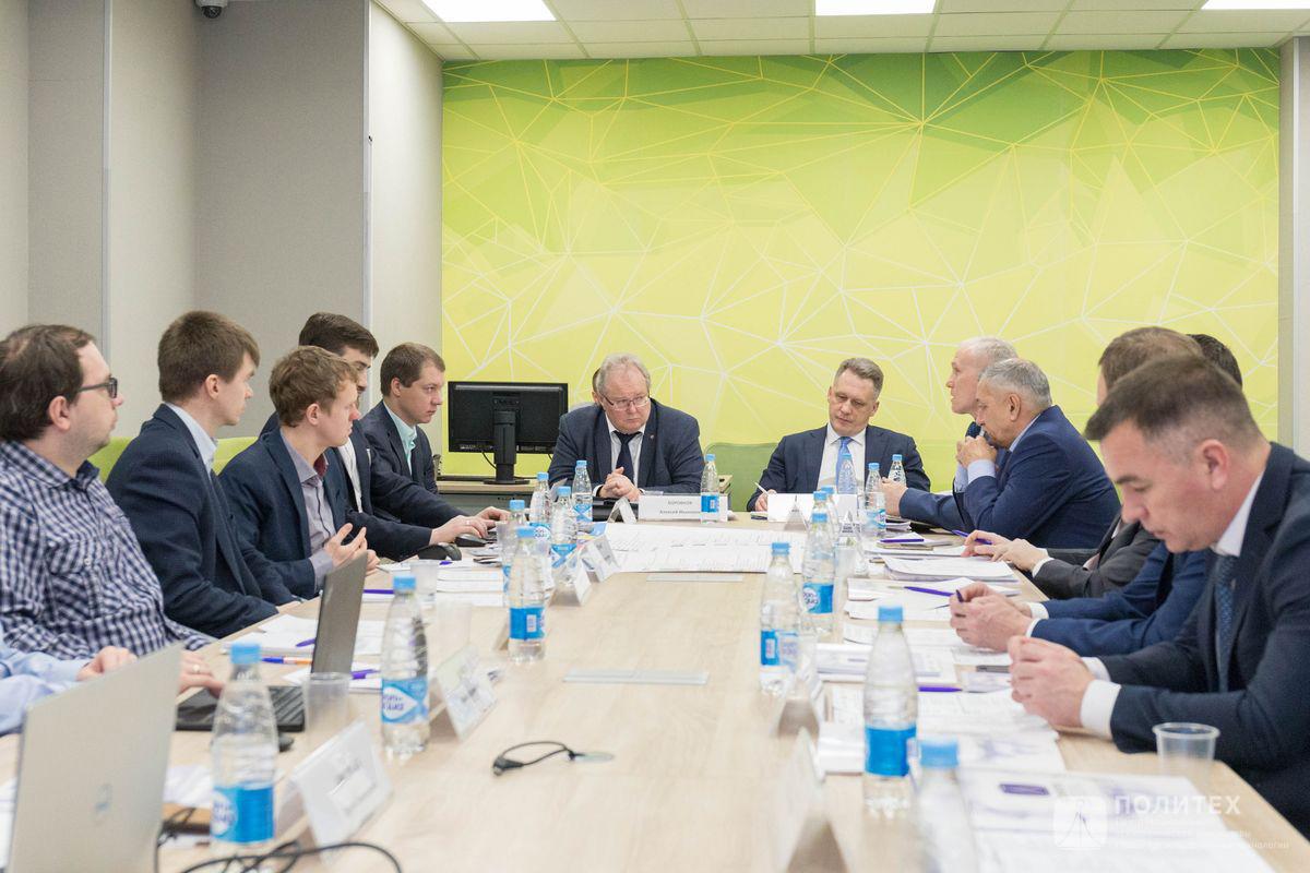 Совещание прошло под председательством Николая Пронина и Алексея Боровкова
