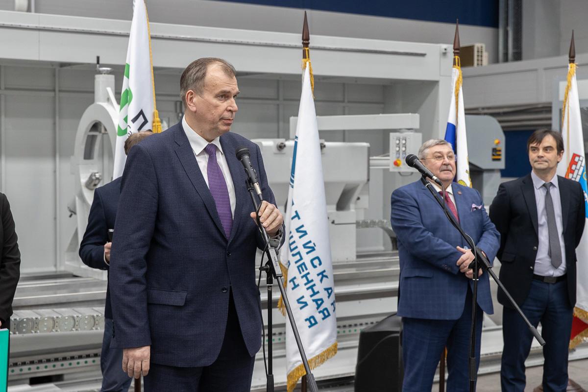 Председатель комитета по науке и высшей школе Санкт-Петербурга Андрей Максимов