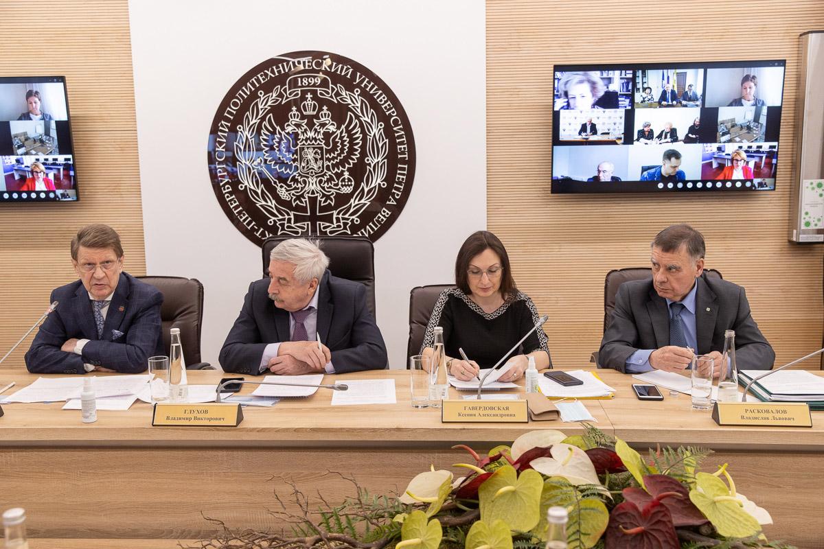 В Политехе прошло заседание Координационного комитета кафедр ЮНЕСКО