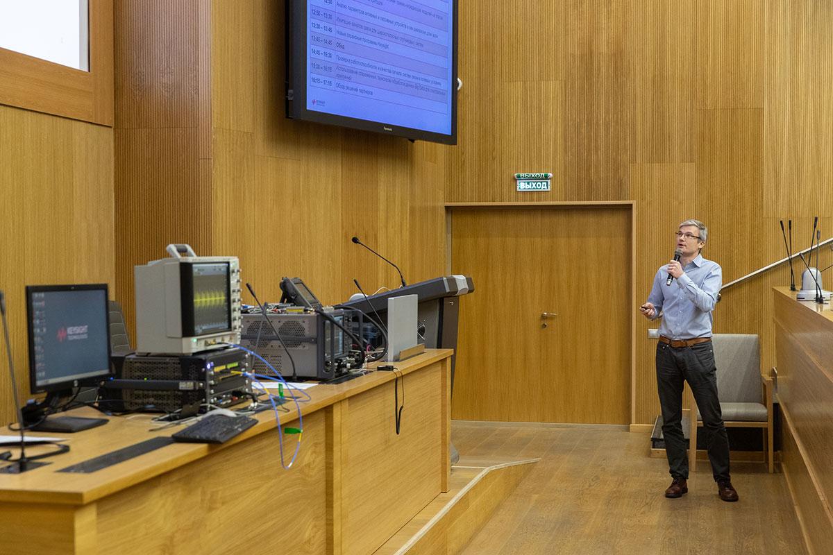 Ведущий инженер Keysight Technologies Александр ЧУМАДИН рассказал о современных подходах к формированию импульсных сигналов применительно к системам радиоэлектронной борьбы