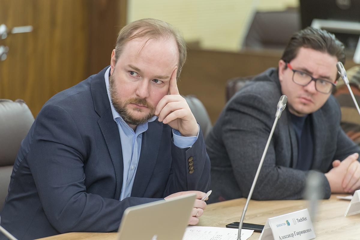 И.о. директора ИППТ Сергей Салкуцан был в жюри
