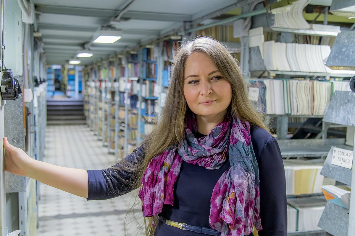 Наталья Васецкая