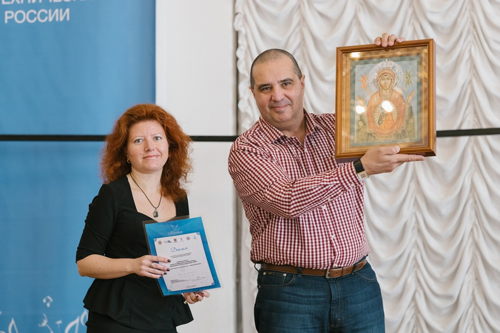 Благовест конкурс волгоград 2017