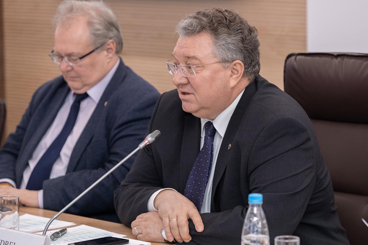 Ректор СПбПУ А.И. Рудской