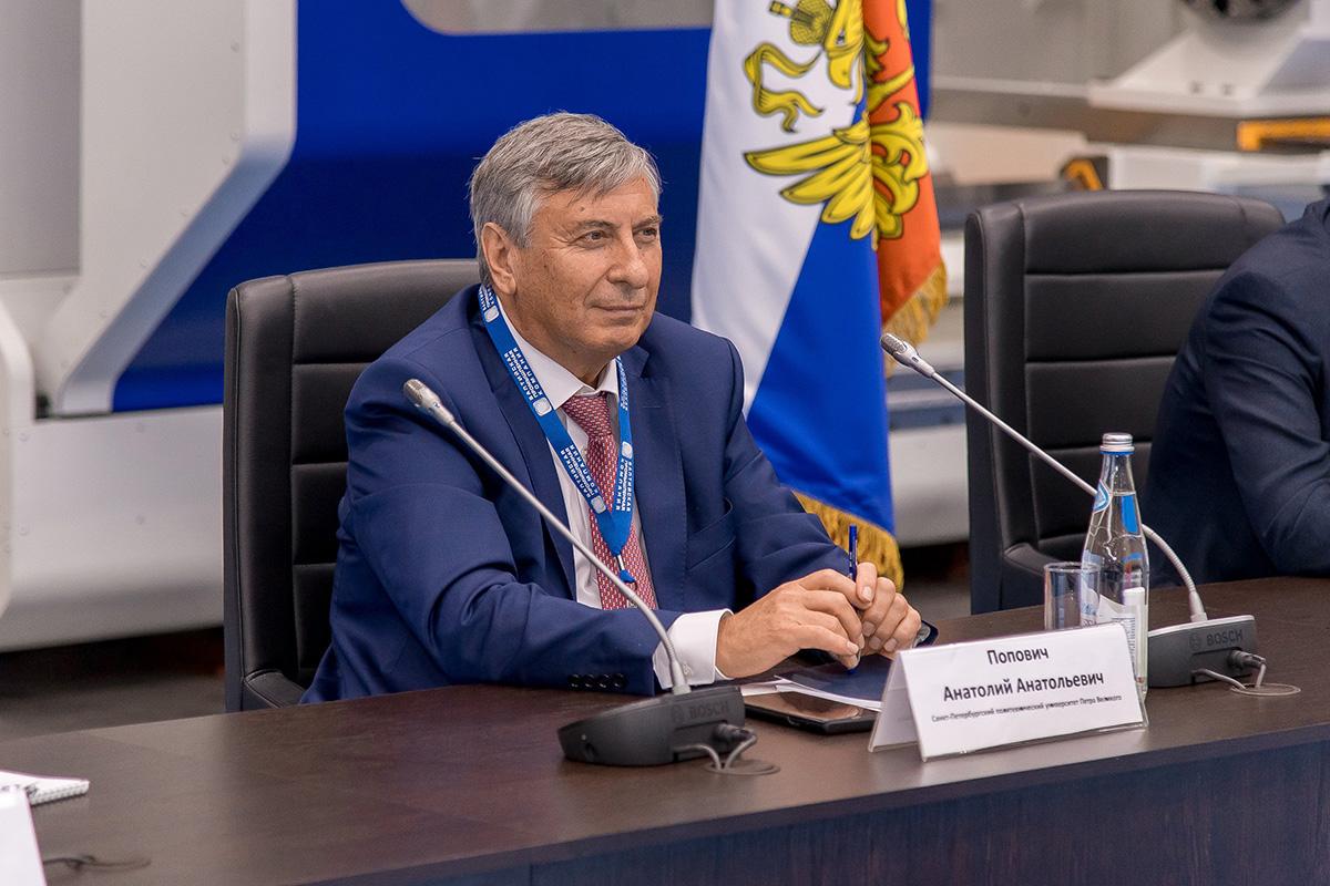 Анатолий Попович