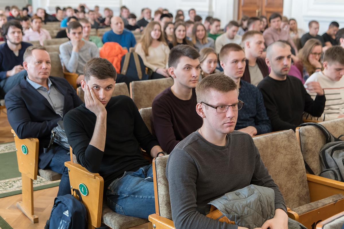 В профориентационном мероприятии «Силовых машин» приняли участие студенты и преподаватели Политеха