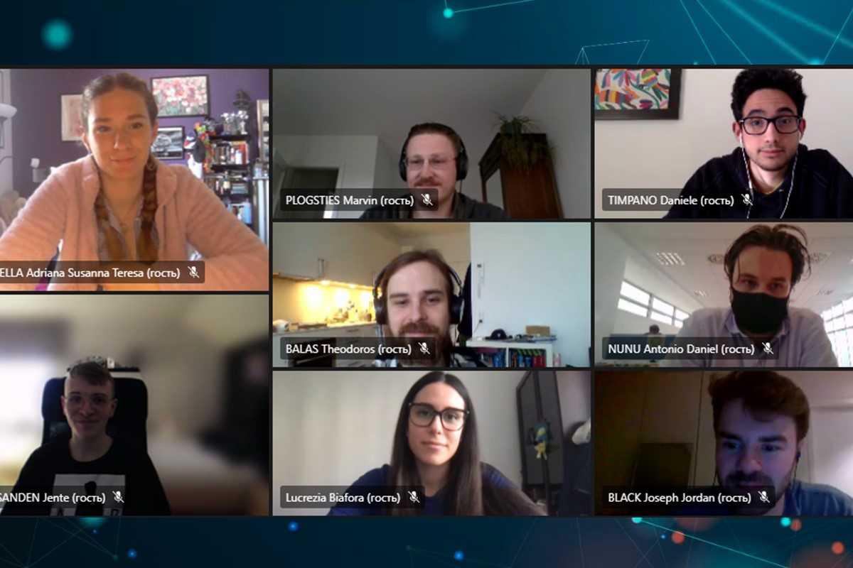 Иностранные студенты изучали курс СПбПУ по искусственному интеллекту онлайн