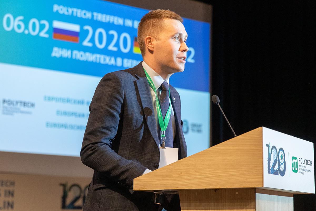 Максим ПАШОЛИКОВ рассказал о традициях, которые старается сохранить Политех