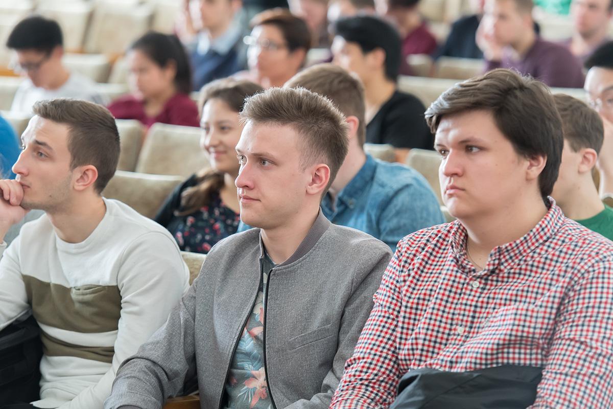 Ведущие специалисты «Силовых машин» рассказали студентам о современных технологиях проектирования и производства уникального энергетического оборудования