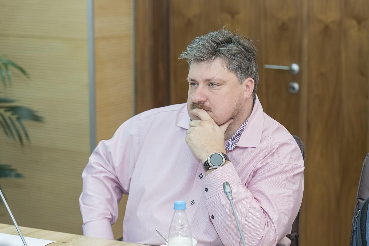 Мероприятие открыл директор по инновационному развитию ОДК-Сатурн Дмитрий Иванов