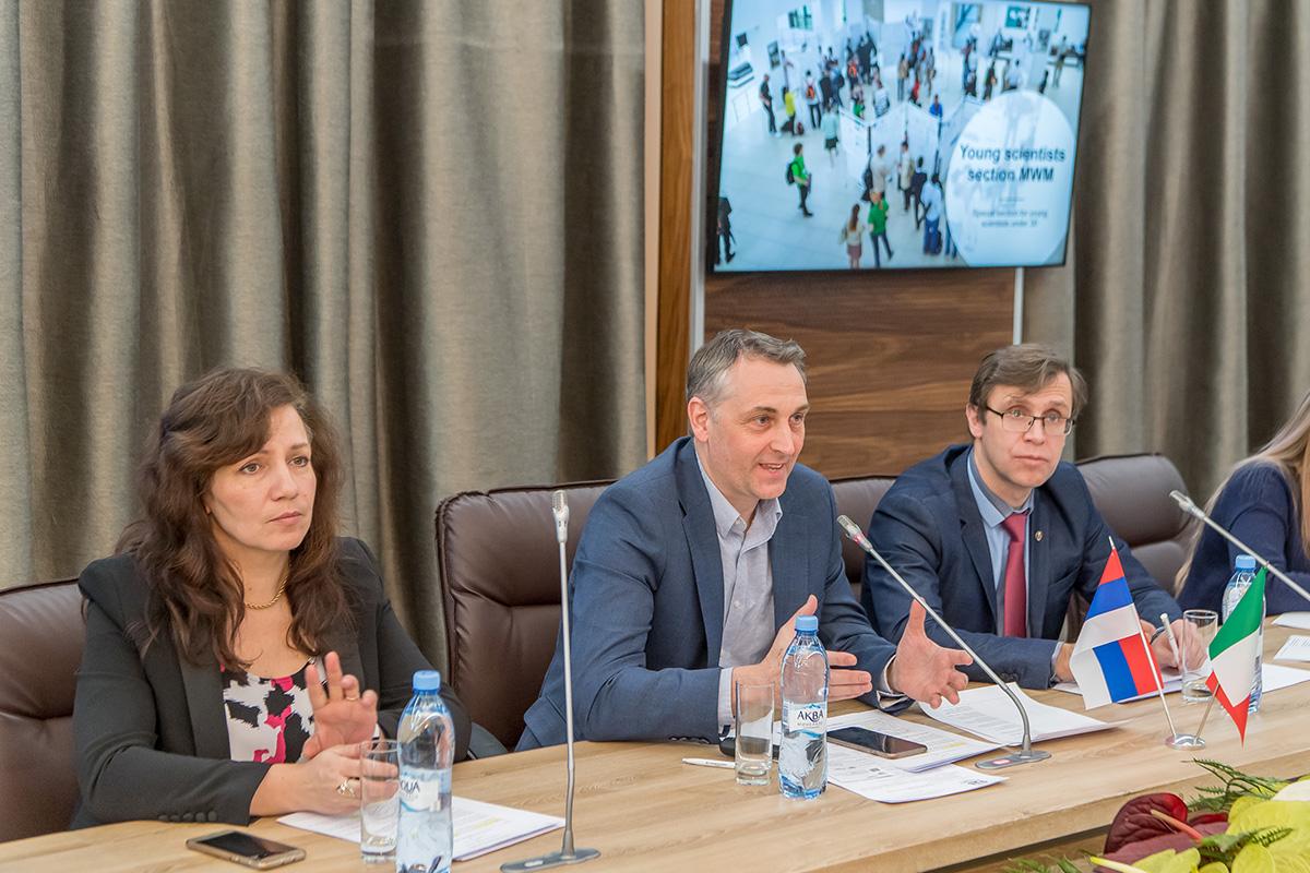 Виталий Сергеев: «Туринский и Петербургский Политех близки по структуре»