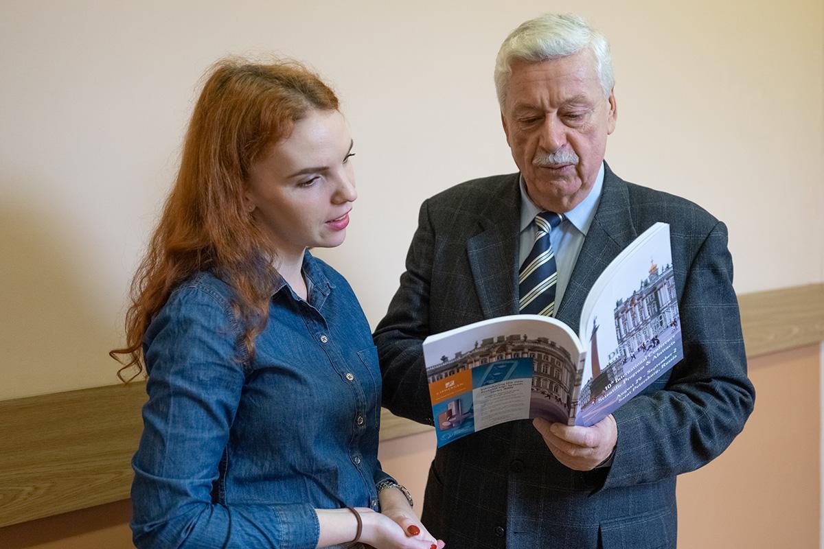 Беседа с Олегом Юрьевичем была наполнена удивительными открытиями и даже сломом стереотипов