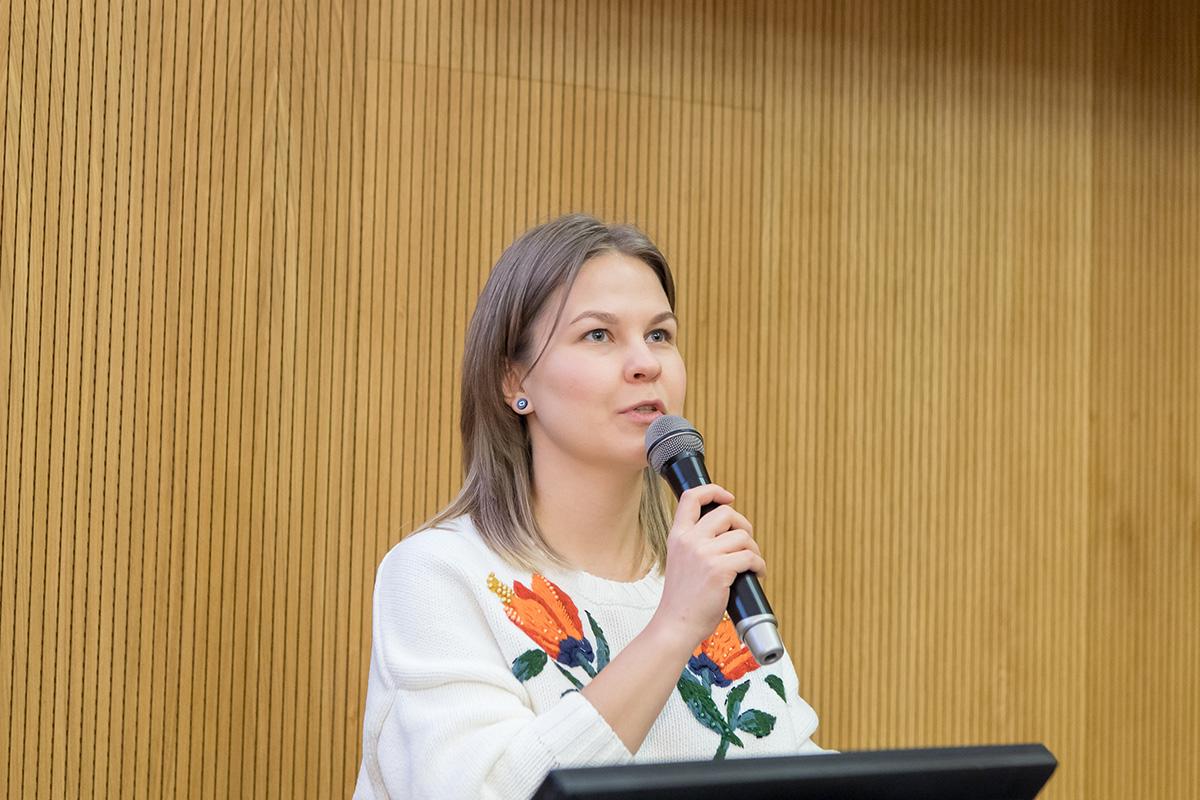 Наталья Кудряшова на своем примере рассказала о влиянии digital-технологий на потребителя