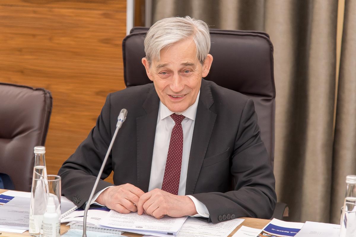 Советник генерального директора Фонда содействия инновациям Иван БОРТНИК