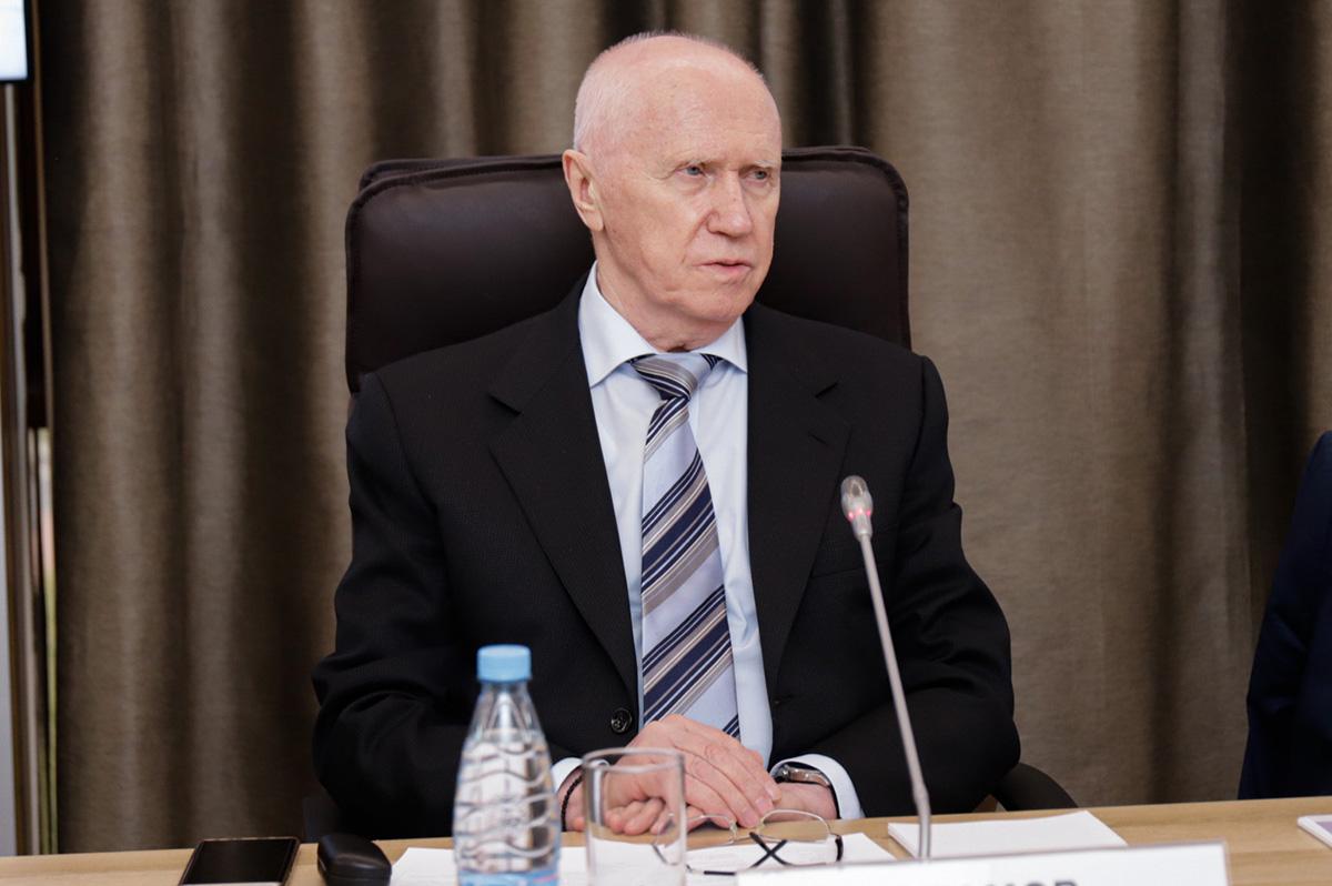 Евгений АДАМОВ обозначил актуальные для ГК «Росатом» направления и ключевые задачи по проекту «Прорыв»