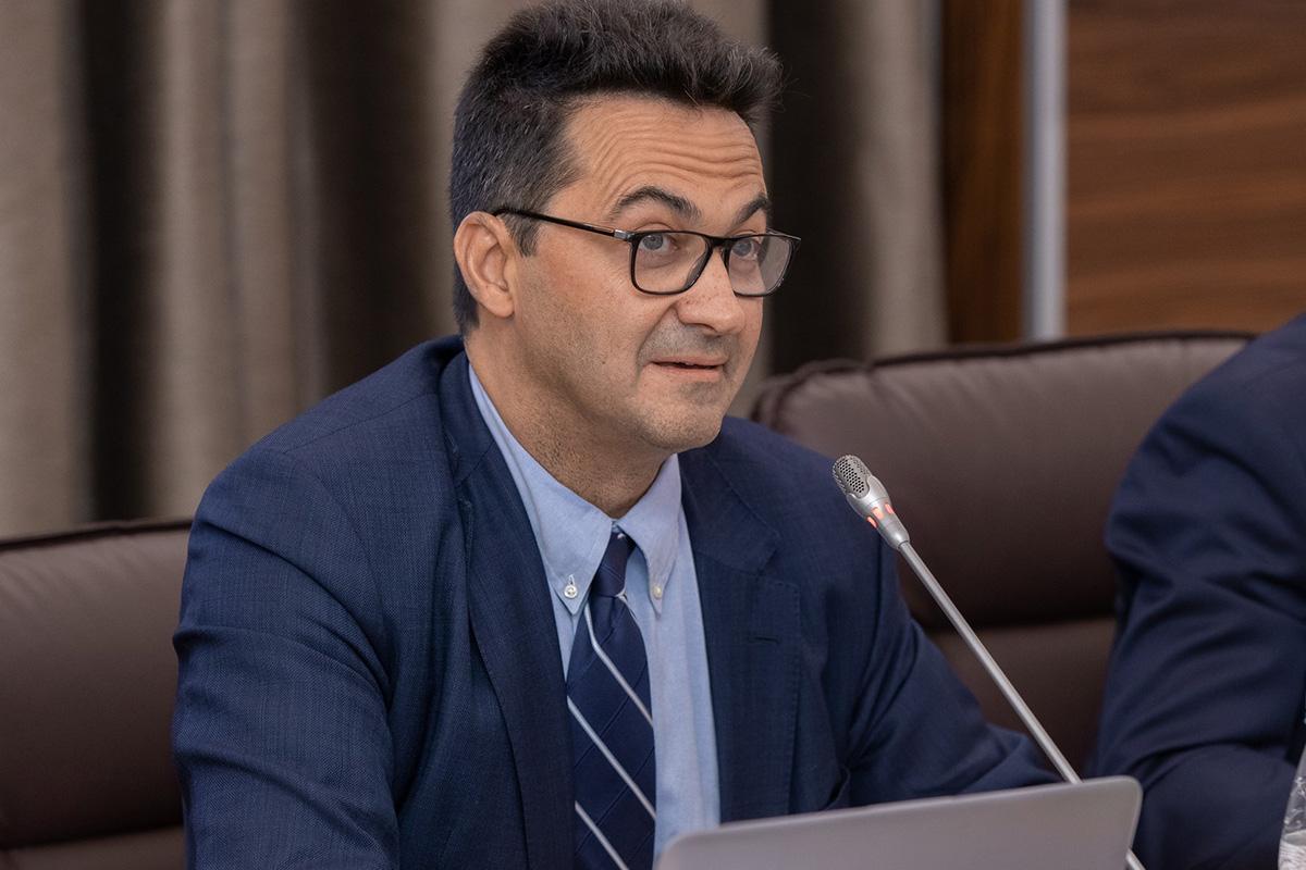 Исполнительный вице-президент по инжинирингу АВТОВАЗа Сельчук Кура