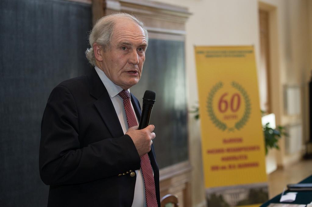 Руководитель Центра по работе с выпускниками А.Н. Кобышев