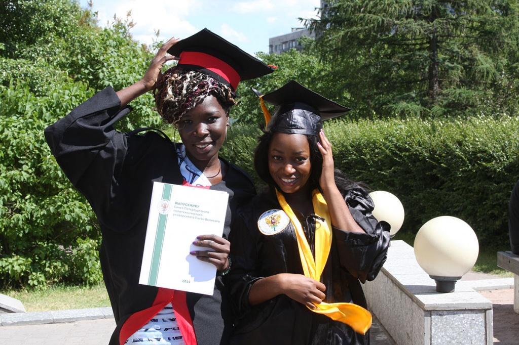 Иностранные выпускники 2015