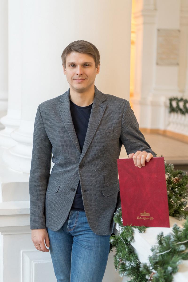 Михаил Колотков