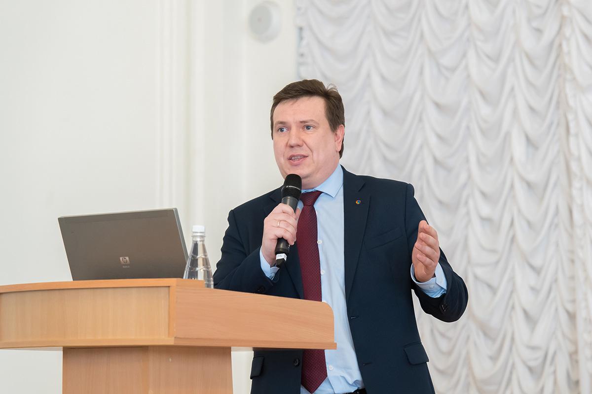 Заместитель генерального конструктора ПАО Силовые машины Н.И. Фокин