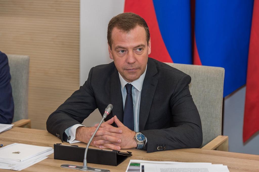 Программа модернизации россии д.а медведева