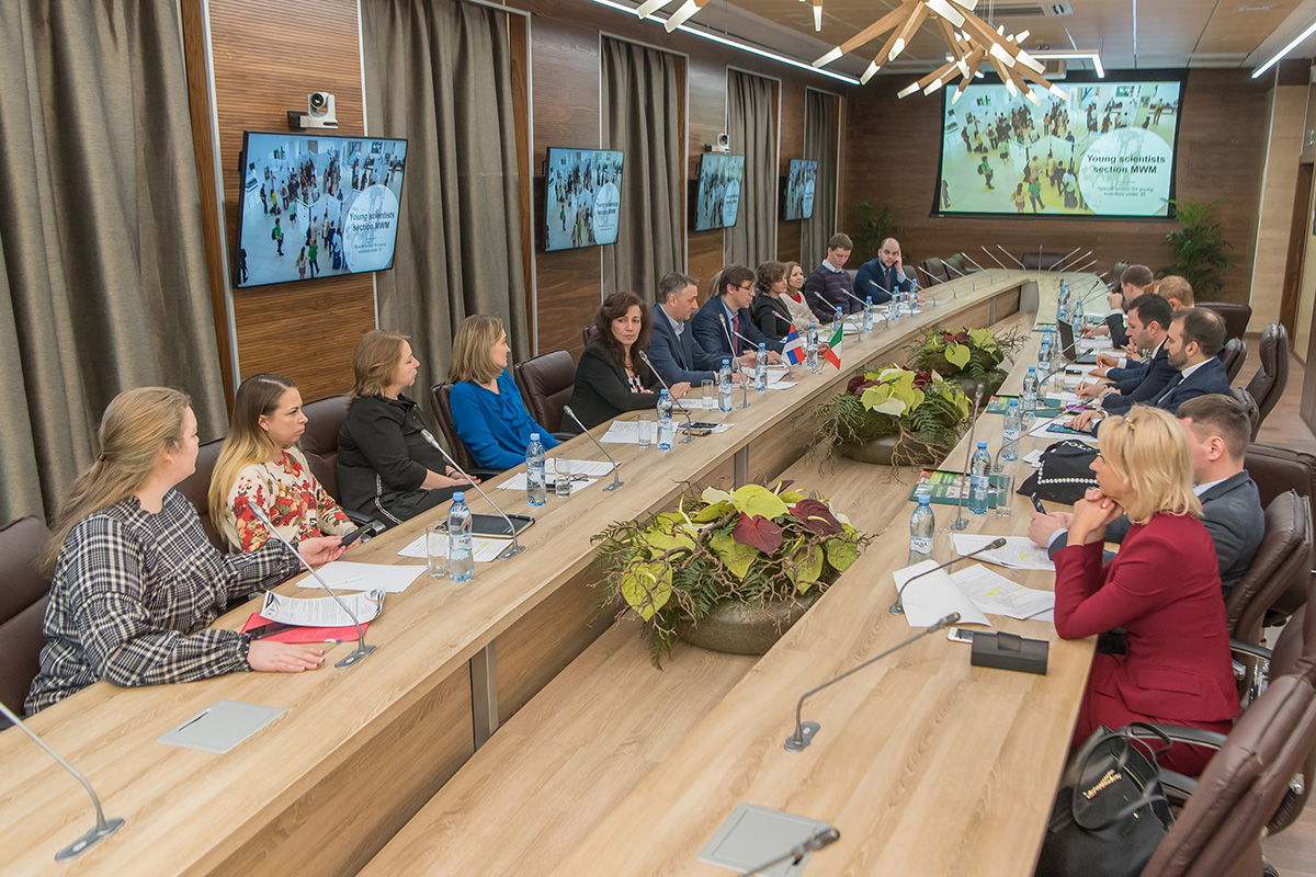 Во время встречи обсуждались детали трехстороннего соглашения
