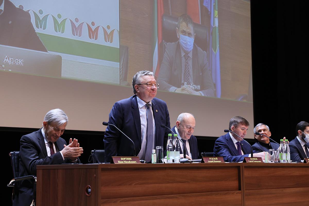 В продолжение заседания коллегии главного экономического ведомства Татарстана были подведены итоги деятельности министерства за 2020 год