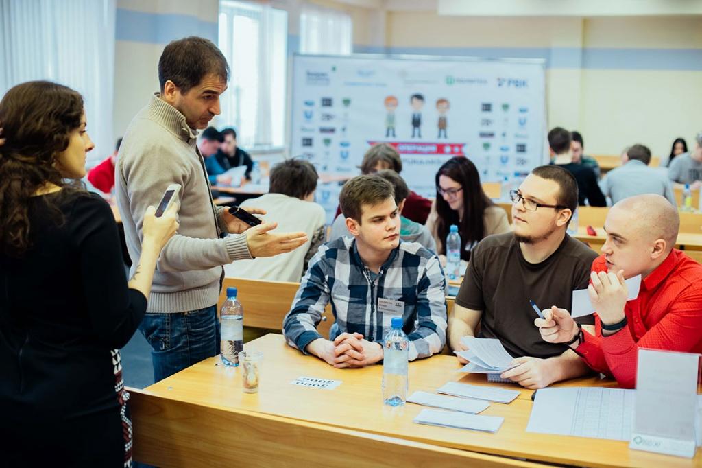 Участники конкурса Операция коммерционализация